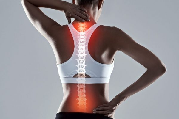 Back pain and physiotherapy