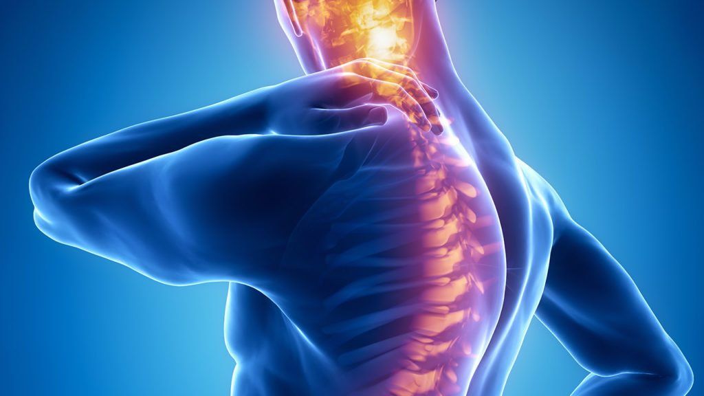 Neck & back pain