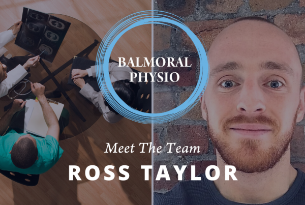 Meet the team - Ross Taylor