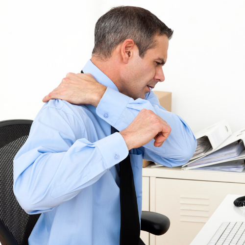 Neck Pain at your Desk