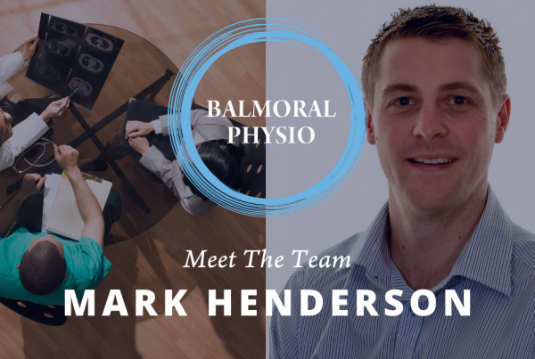 Meet The Team - Mark Henderson