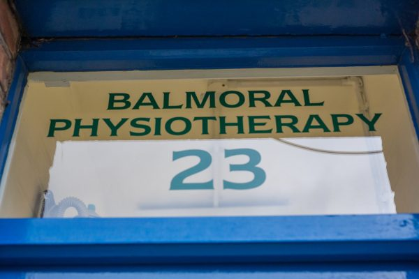 Balmoral Physiotherapy Gosfort sign